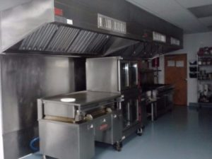 commercial kitchen exhaust hood cleaning Oklahoma City