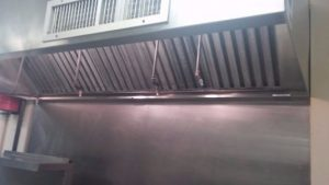 commercial kitchen exhaust cleaning Oklahoma City